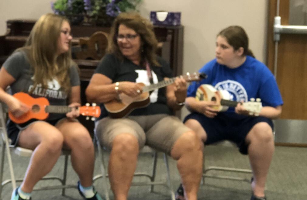 Worship Music Practice